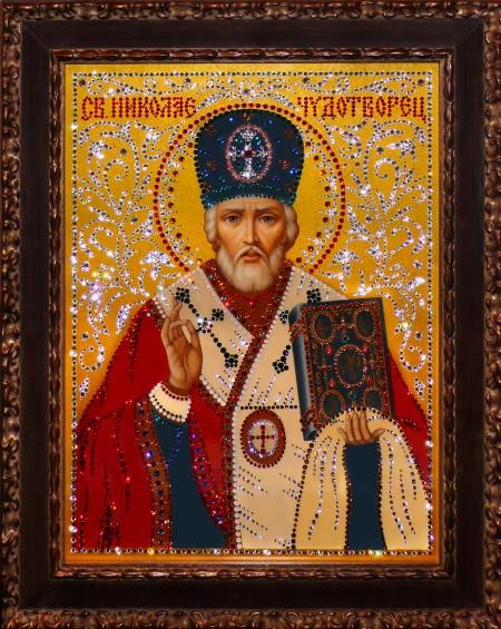 Икона 4. Николай Чудотворец