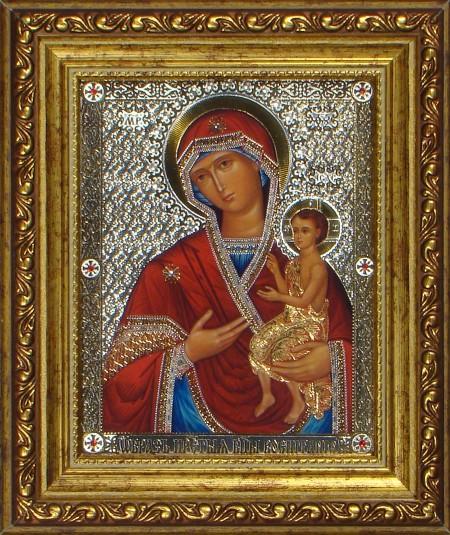 Икона 18. Божья Матерь «Воспитание»