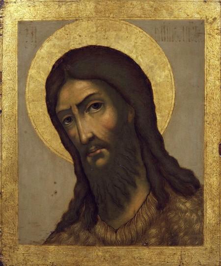 Икона 27. Святой пророк Моисей