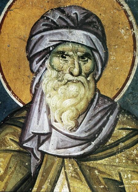 Икона 32. Святой преподобный Иоанн Дамаскин